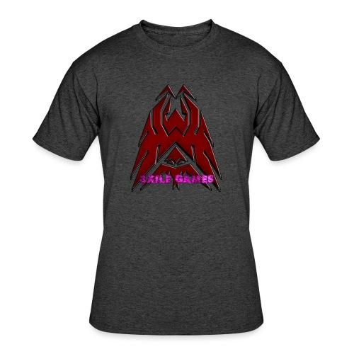 3XILE Games Logo - Men's 50/50 T-Shirt