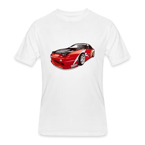 cars drift - Men's 50/50 T-Shirt