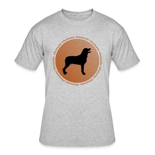 Rottweiler - Men's 50/50 T-Shirt