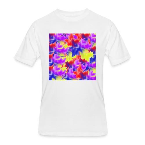 A Splash of Colour - Men's 50/50 T-Shirt