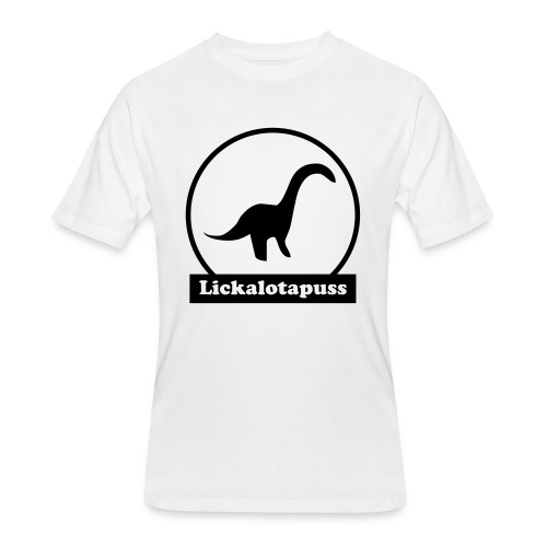Lickalotapuss - Men's 50/50 T-Shirt