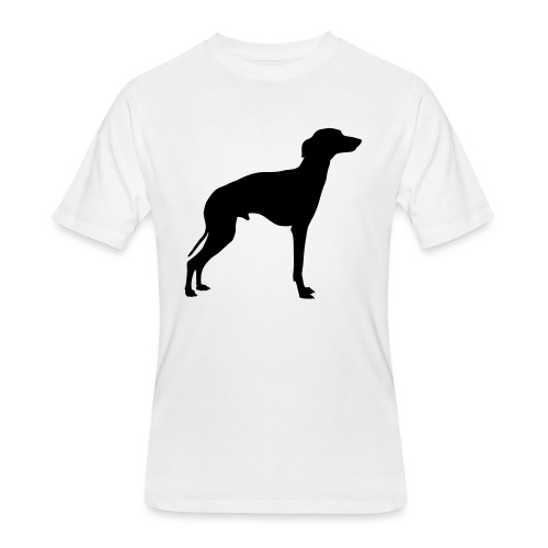 Italian Greyhound - Men's 50/50 T-Shirt