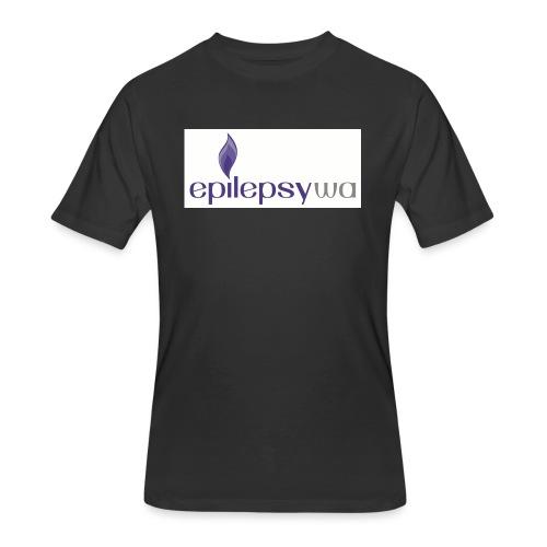 Epilepsy WA - Men's 50/50 T-Shirt