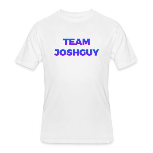 Team JoshGuy - Men's 50/50 T-Shirt