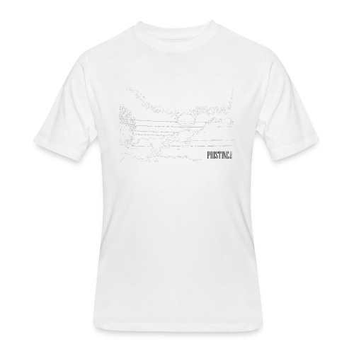 SunLines - Men's 50/50 T-Shirt