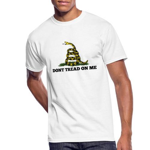 GADSDEN 1 COLOR - Men's 50/50 T-Shirt