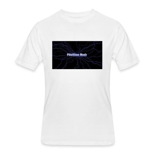 backgrounder - Men's 50/50 T-Shirt