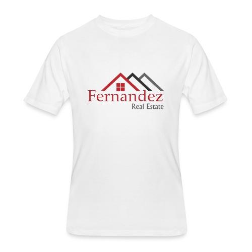 Fernandez Real Estate - Men's 50/50 T-Shirt