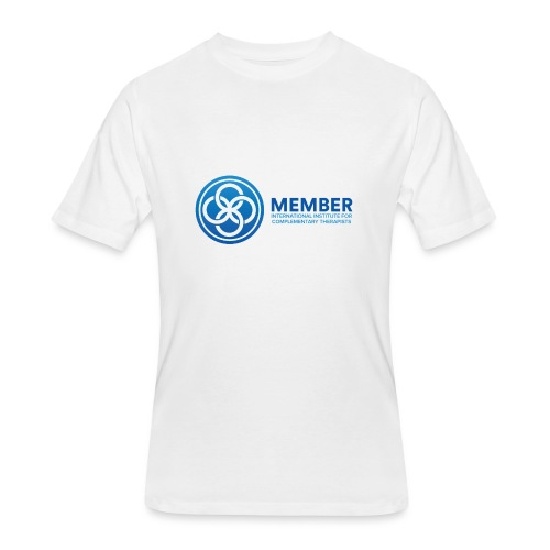 IICT Member Logo - Men's 50/50 T-Shirt