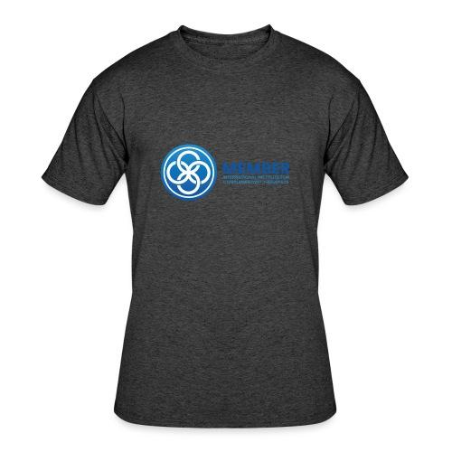 IICT Member Logo - Men's 50/50 T-Shirt