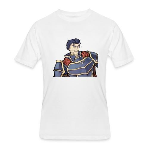 Hector Laugh Single - Men's 50/50 T-Shirt