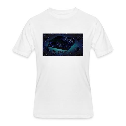 ps4 back grownd - Men's 50/50 T-Shirt