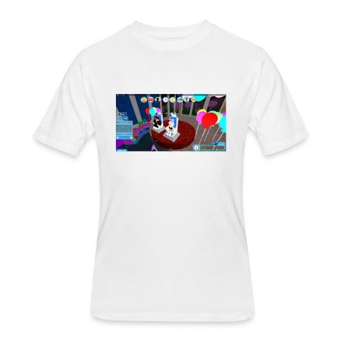 prom queen - Men's 50/50 T-Shirt