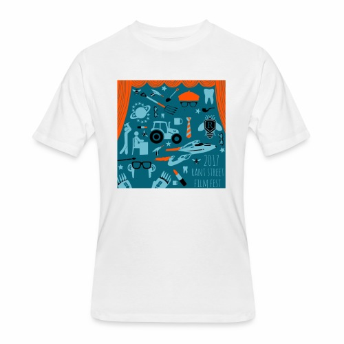 Rant Street Swag - Men's 50/50 T-Shirt