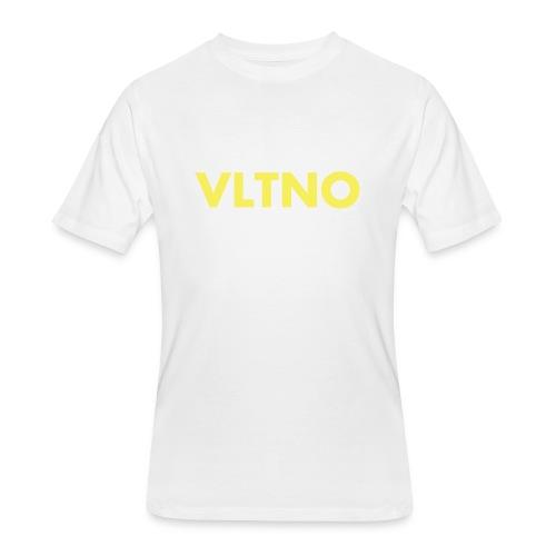 VLTNO LOGO - Men's 50/50 T-Shirt