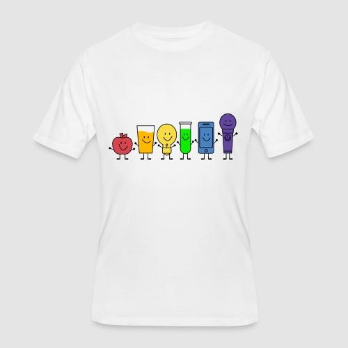 PRIIDE - Men's 50/50 T-Shirt