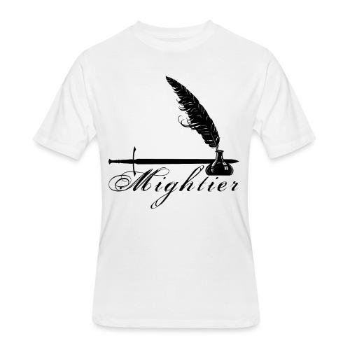 mightier - Men's 50/50 T-Shirt