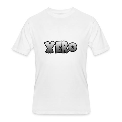 Xero (No Character) - Men's 50/50 T-Shirt