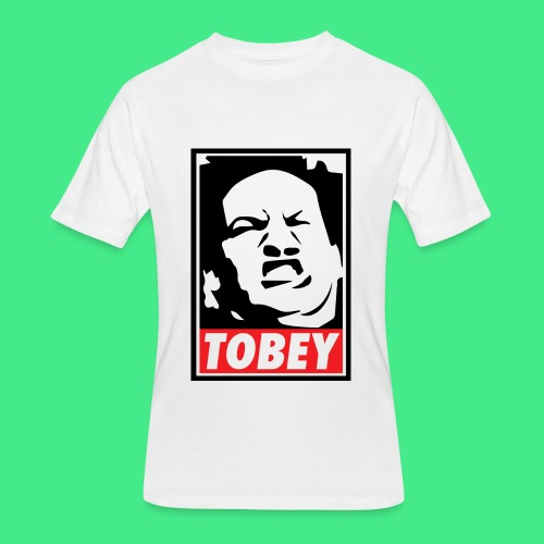 TOBEY The GIANT - Men's 50/50 T-Shirt