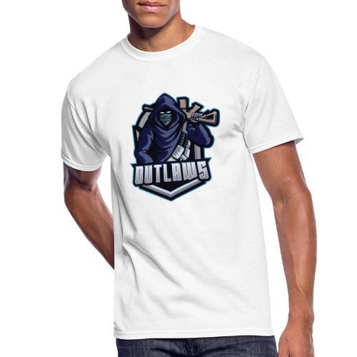 Outlaws Gaming Clan - Men's 50/50 T-Shirt