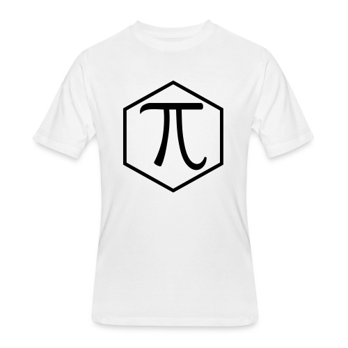 Pi - Men's 50/50 T-Shirt