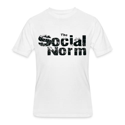 The Social Norm Official Merch - Men's 50/50 T-Shirt