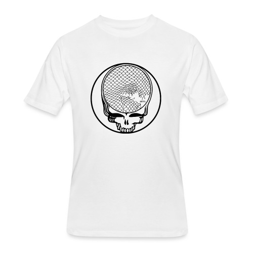 Clip Your Face - Men's 50/50 T-Shirt