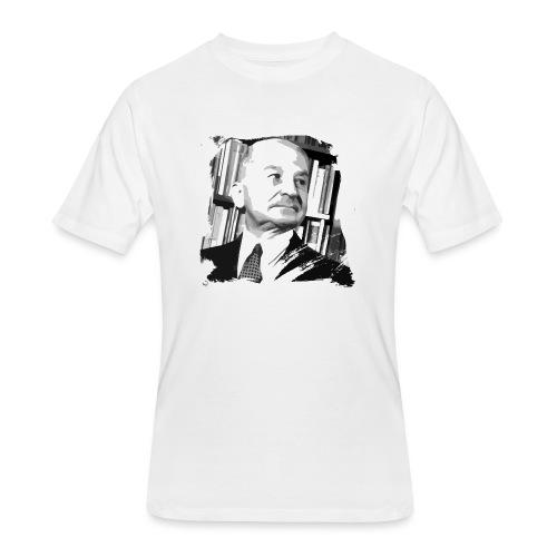 Ludwig von Mises Libertarian - Men's 50/50 T-Shirt