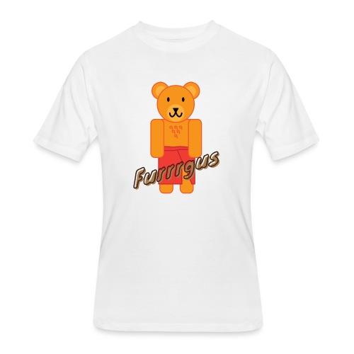 Presidential Suite Furrrgus - Men's 50/50 T-Shirt