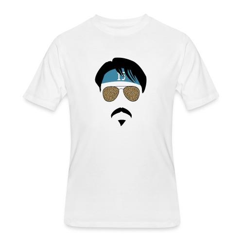 Minshew Jaguar Print - Men's 50/50 T-Shirt