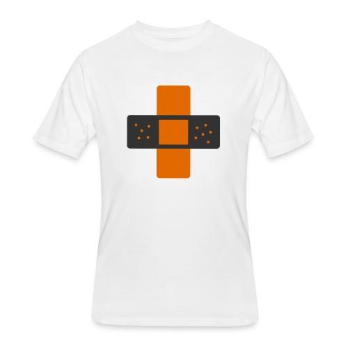 bloggingaid-icon - Men's 50/50 T-Shirt