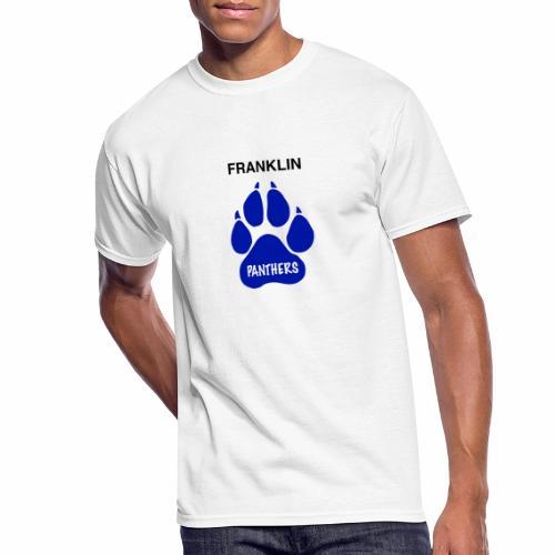 Franklin Panthers - Men's 50/50 T-Shirt