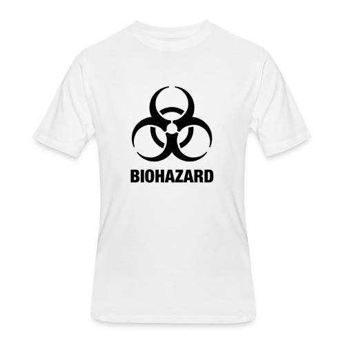 Biohazard - Men's 50/50 T-Shirt