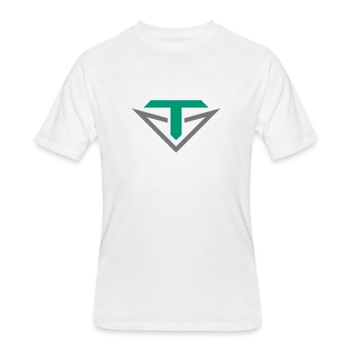 Toulon Golf Logo Shirt - Men's 50/50 T-Shirt