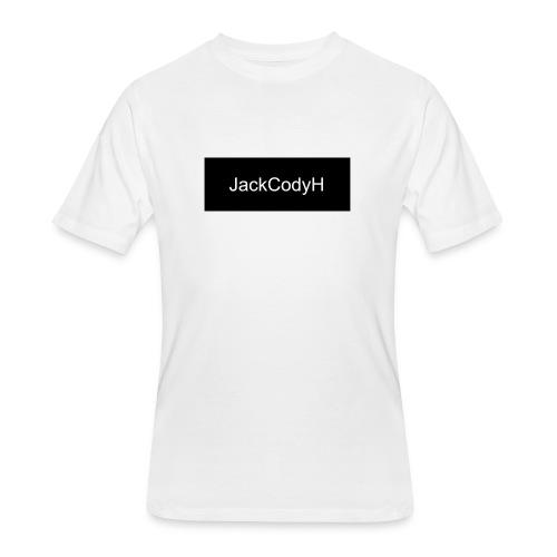 JackCodyH black design - Men's 50/50 T-Shirt