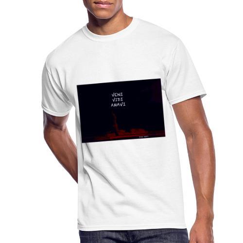 AMAVI LIBERTY - Men's 50/50 T-Shirt