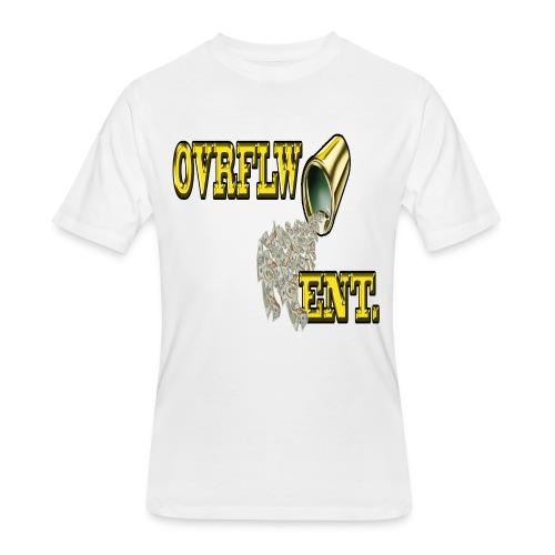OVRFLW - Men's 50/50 T-Shirt