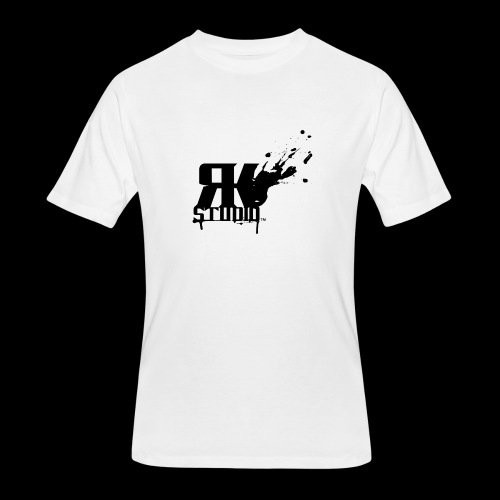 RKStudio Black Version - Men's 50/50 T-Shirt