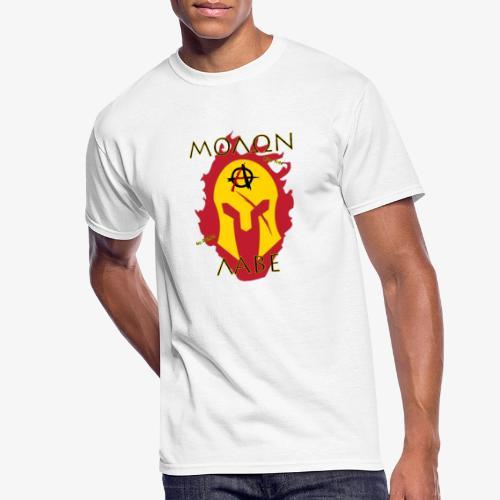 Molon Labe - Anarchist's Edition - Men's 50/50 T-Shirt