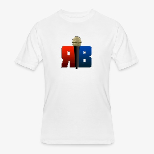 RubikBBX Logo - Men's 50/50 T-Shirt
