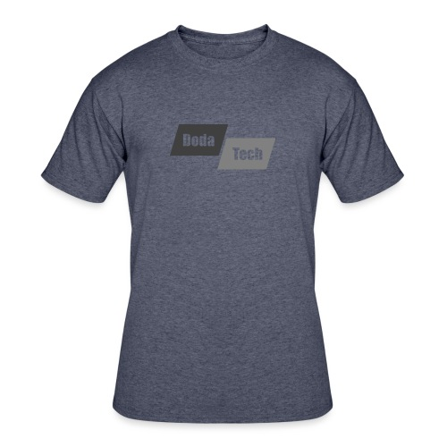 DodaTech Logo - Men's 50/50 T-Shirt