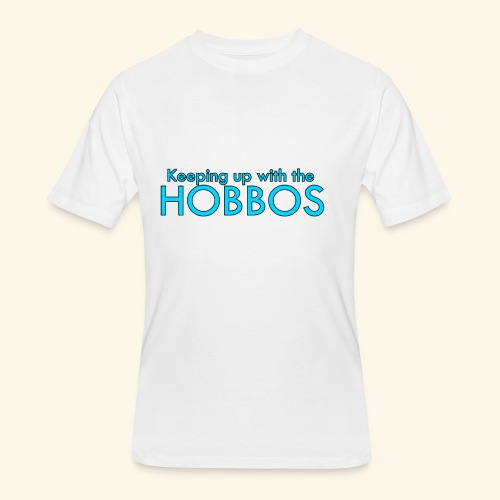 KEEPING UP WITH THE HOBBOS | OFFICIAL DESIGN - Men's 50/50 T-Shirt