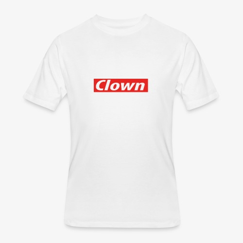 Clown box logo - Men's 50/50 T-Shirt