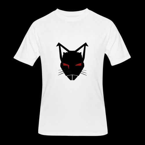 RatCrusher (BLACK) - Men's 50/50 T-Shirt