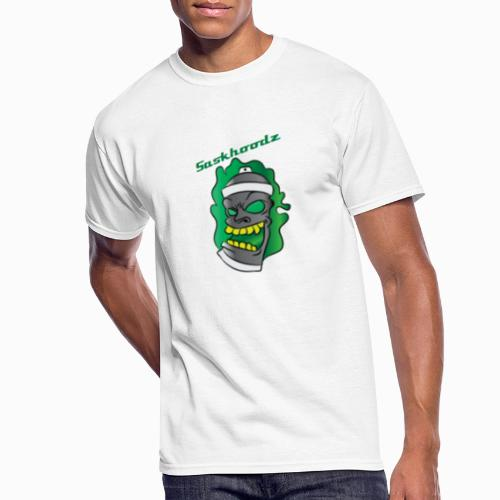 saskhoodz paint - Men's 50/50 T-Shirt