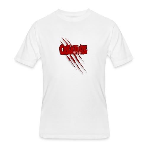 Creature Features Slash T - Men's 50/50 T-Shirt