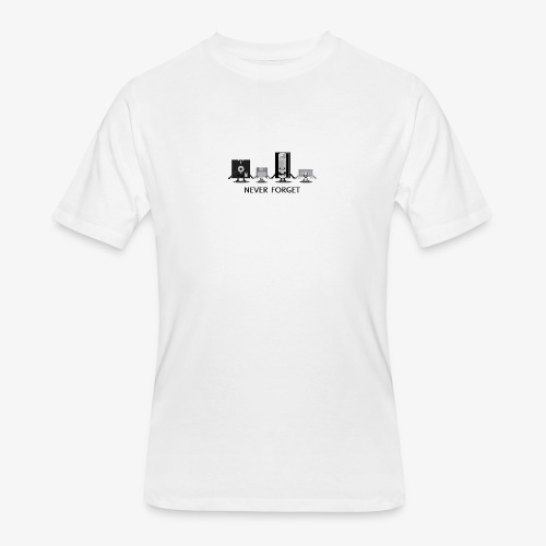 Never forget - Men's 50/50 T-Shirt