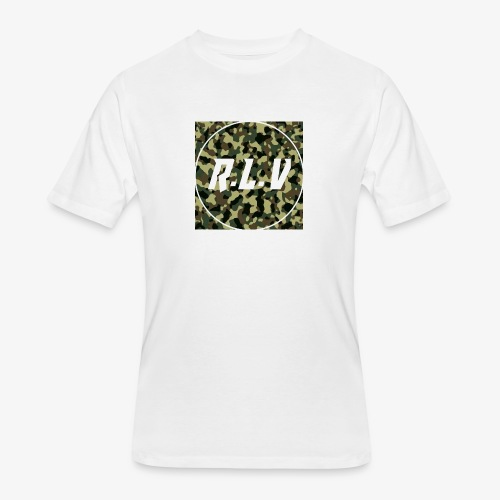 River LaCivita Camo. - Men's 50/50 T-Shirt