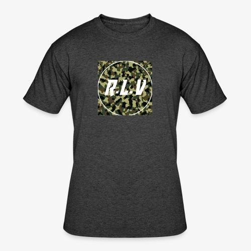 River LaCivita Camo. - Men's 50/50 T-Shirt