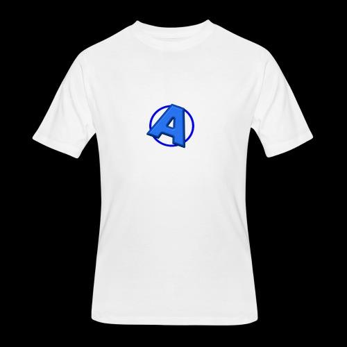 Awesomegamer Logo - Men's 50/50 T-Shirt